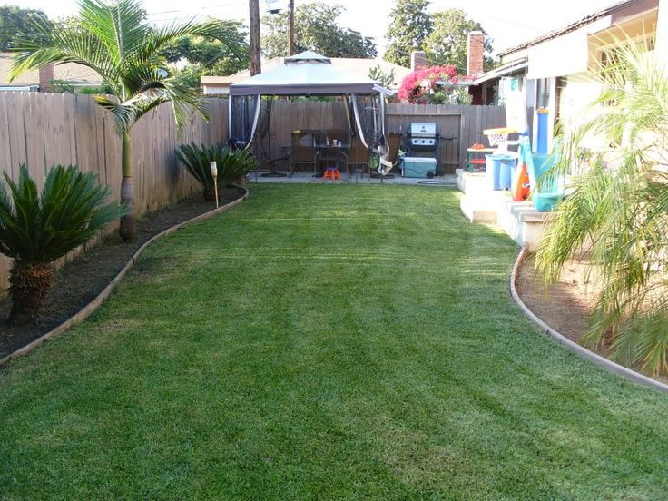 Backyard Landscaping Ideas On A Budget - Amazing Home Interior ...